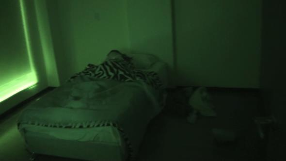 ahora unas fotos de este video con La hermana borracha.